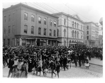 Emancipation Day, Richmond,  Va., 1905 Source: VCU Libraries