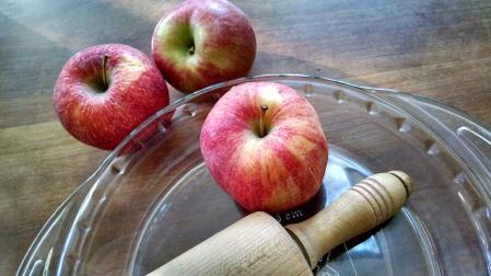 Oct kit - apple pie