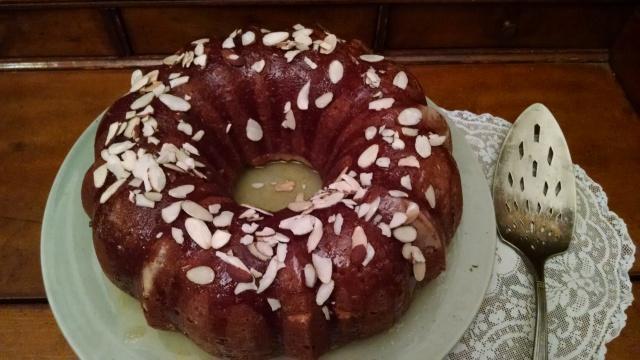 Lincoln cake 1