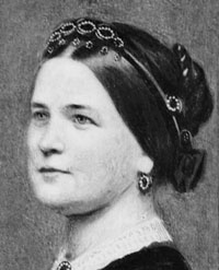 Mary Todd Lincoln. Source: Library of Congress