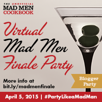 Mad Men Party Logo