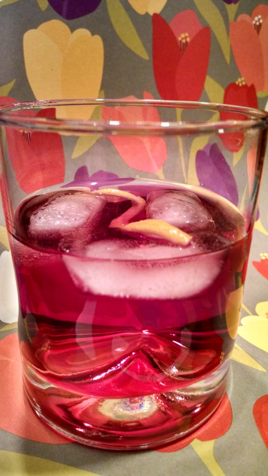 Vermouth Cassis