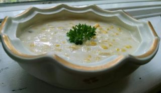 Corn Soup - done