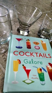 IMK June cocktail book