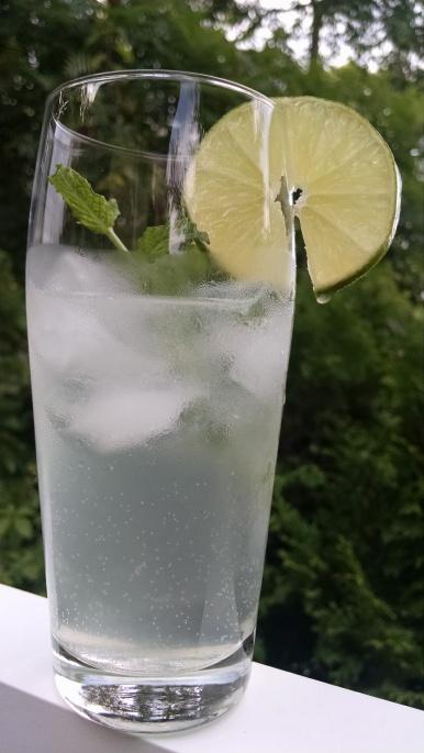 Lemon Lime Cocktail 2