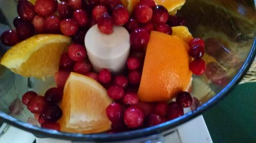 Cranberry Sauce -Dina 2
