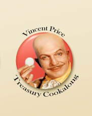 Vincent Price Treasury Cookalong