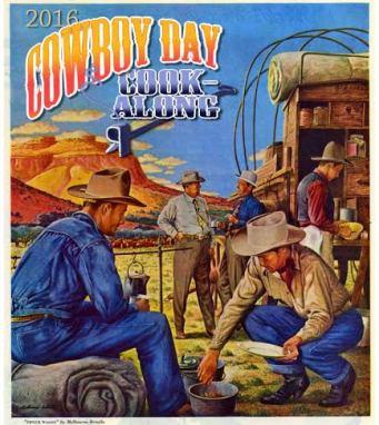 Enchilada Cowboy Day Cook-Along