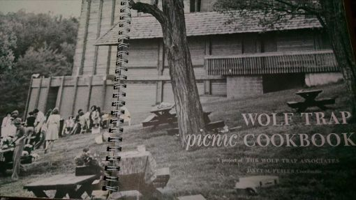 Wolf Trap book