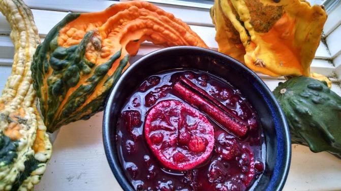 cranberry-port-sauce