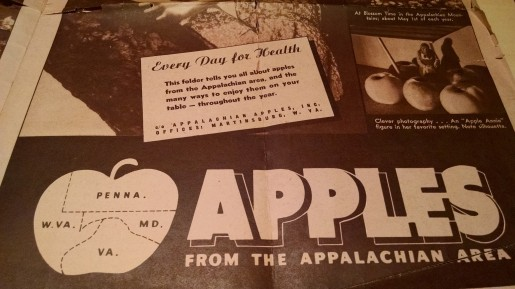 Apples from Appalachia